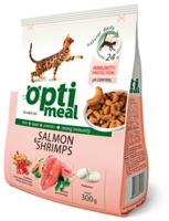 Optimeal Salmon and Shrimps
