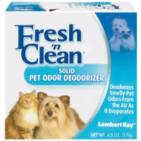Fresh & Clean Solid Pet Odor Deodorizer Твердый дезодорант
