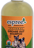 Espree Grease Out Shampoo Суперочищающий шампунь для животных от сильных загрязнений, пятен и жира